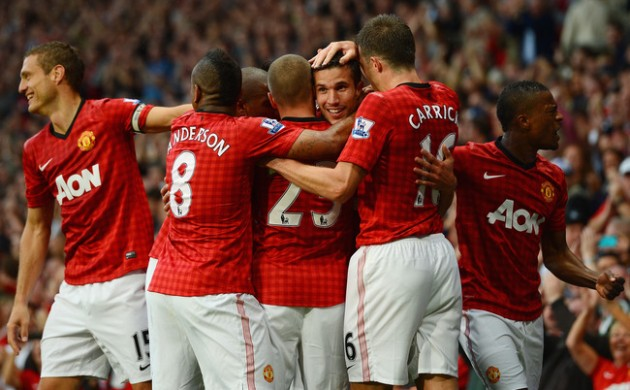 Manchester United v Everton Betting Preview (3/12/13)