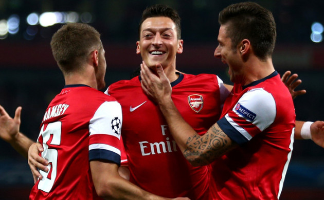 Bayern vs Arsenal Betting Preview (11/3/14)