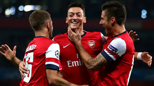 Everton v Arsenal Betting 13/12/16