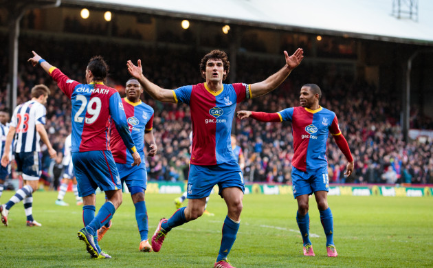 Crystal Palace vs Manchester United betting 21/02/14