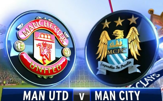 Manchester United vs Manchester City betting 25/03/13