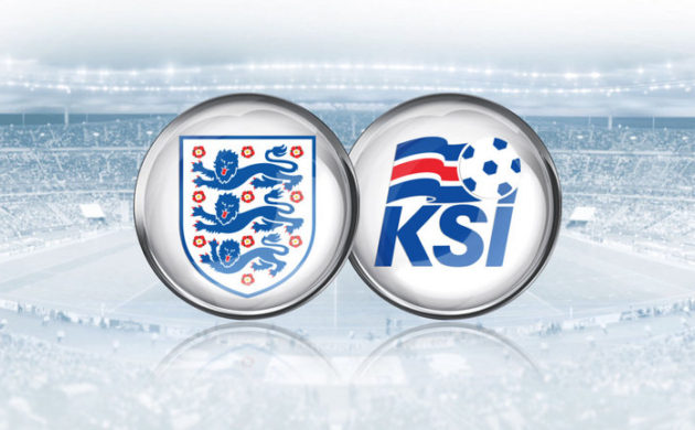 England v Iceland Betting 27/06/16